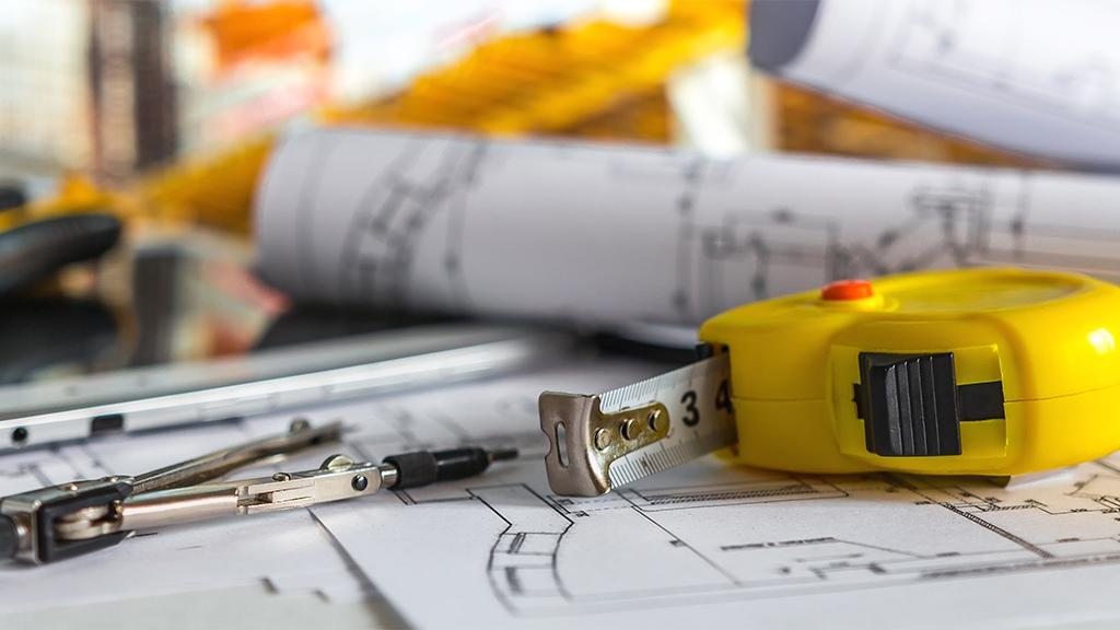 Commercial HVAC Construction service.